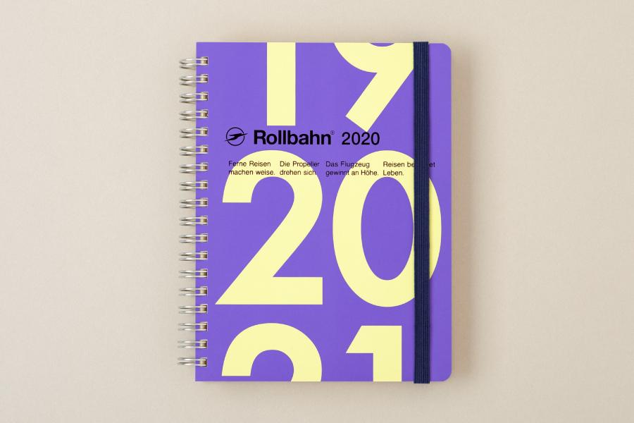 2020手帳 ロルバーンダイアリー2020