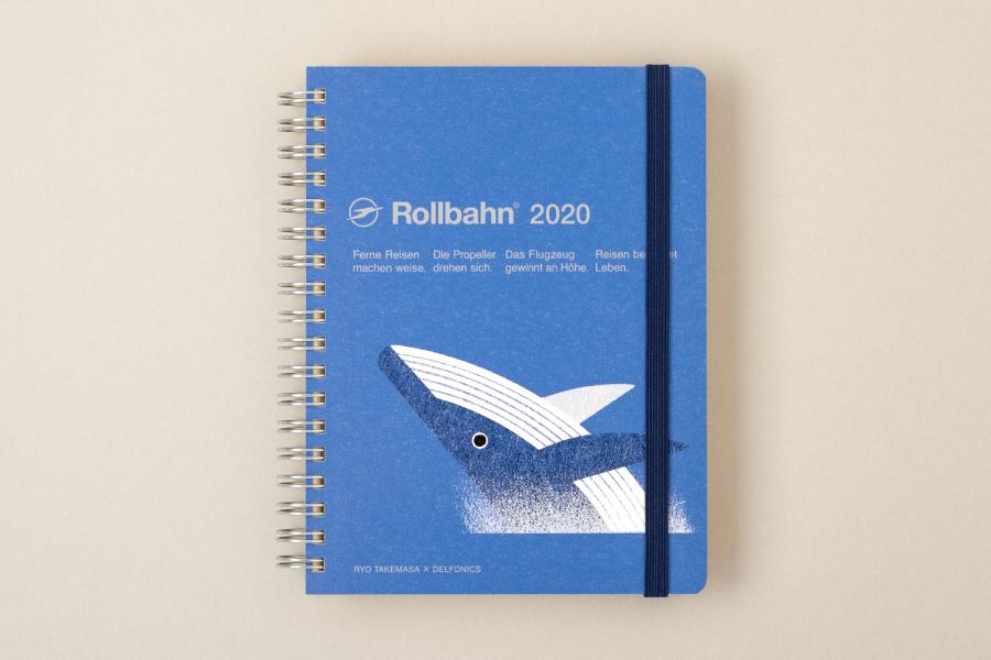 2020年 手帳 ロルバーンダイアリー Ryo Takemasa