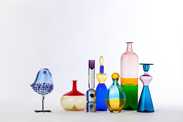 イタリアのグラスアート